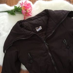 Mecca Femme Brown Jacket